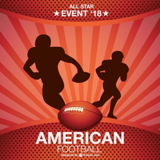 Download American Football Players Running Background For Free