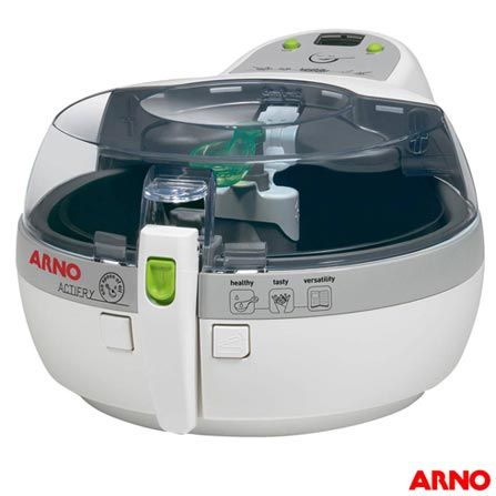 Fritadeira Elétrica Arno Actifry + Livro de Receitas a partir de Fast Shop