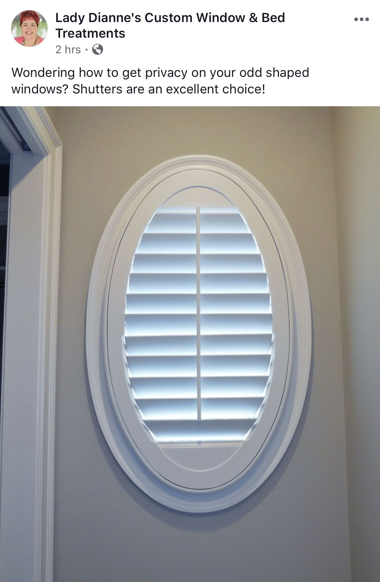 12 Oval Window Ideas   oval window, window treatments, arched ...