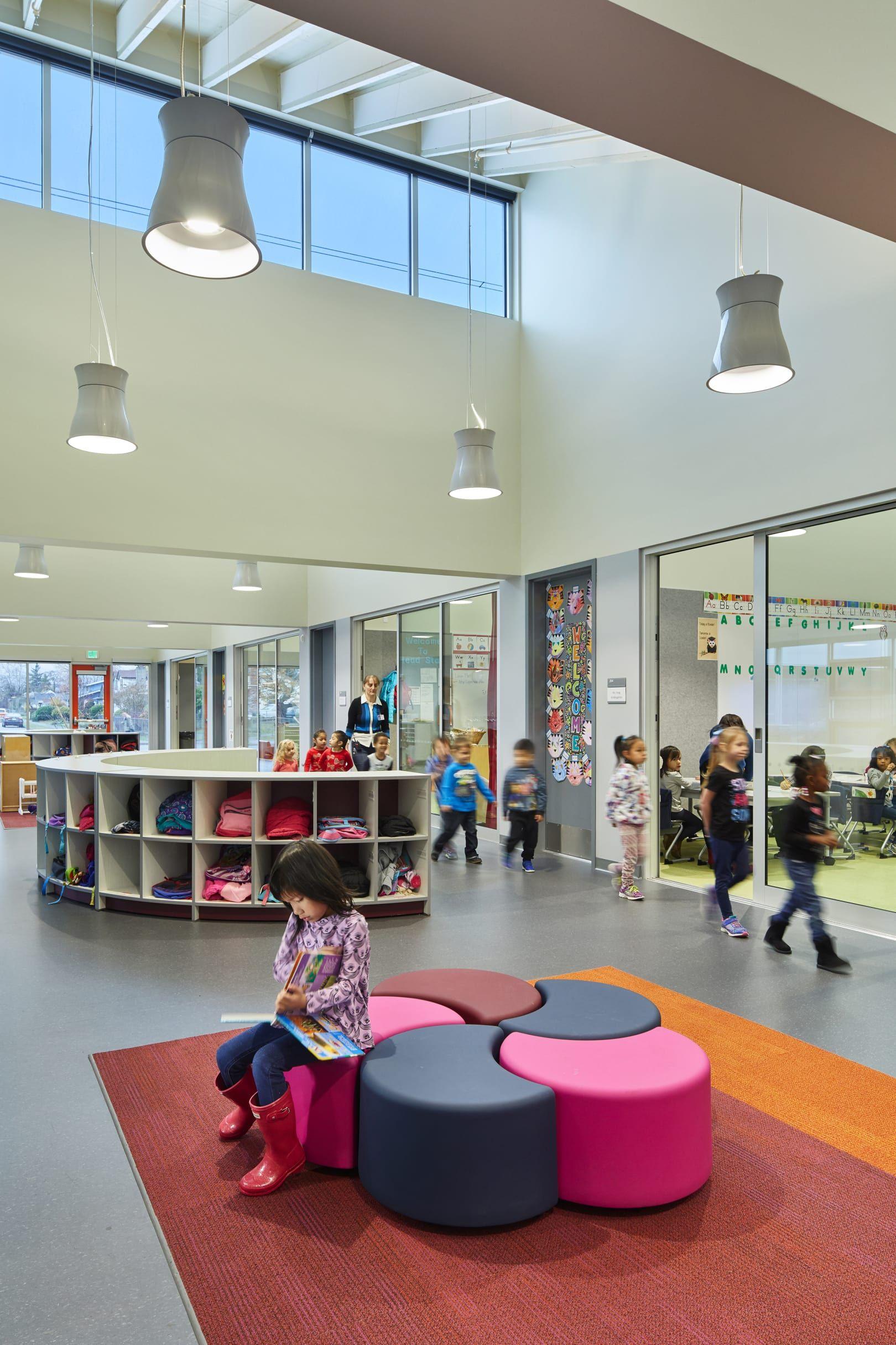 Arlington Elementary School, WA Mahlum AIA