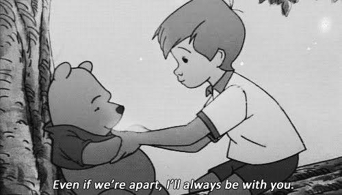 winnie the pooh=my entire childhood