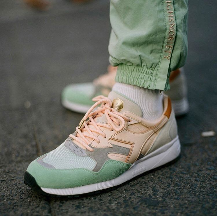 63e1dde55af8e Highsnobiety x Diadora x Hikmet Sugoer - N9002 | Sneakers in 2019 ...