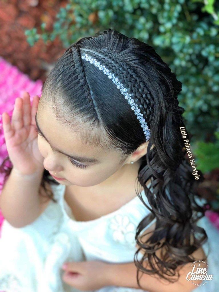 Pin De Norma Ledezma En Peinados Peinados Para Cabello Natural Peinados Con Trenzas Para Ninas Peinados Infantiles