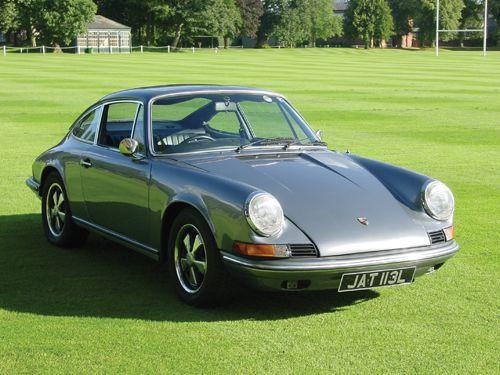 Porsche 911 1973 - Mi auto ideal.
