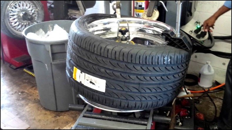 Cheap Tire Mounting And Balancing Wheels Tires Gallery
