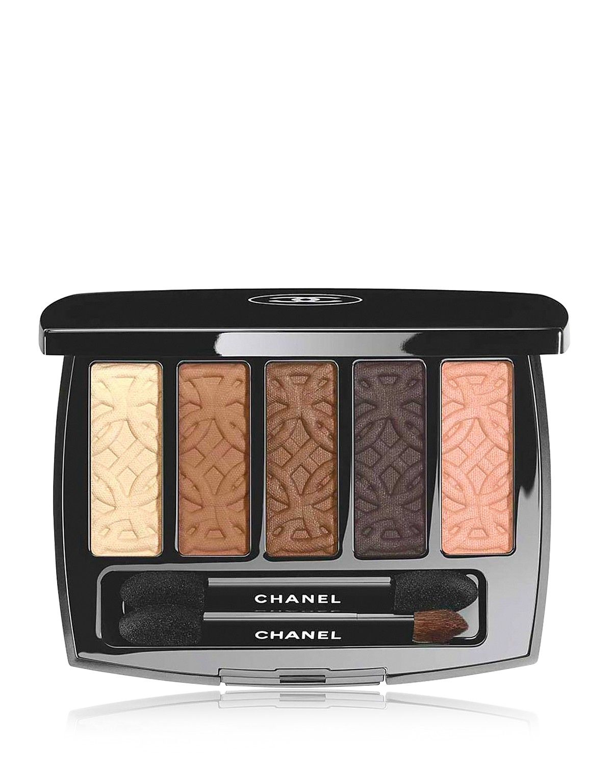 0538b4b57b59 CHANEL LES 5 OMBRES DE CHANEL Eyeshadow Palette in Entrelacs Limited  Edition, $80. Fall Colour Collection | New at Bloomingdale's