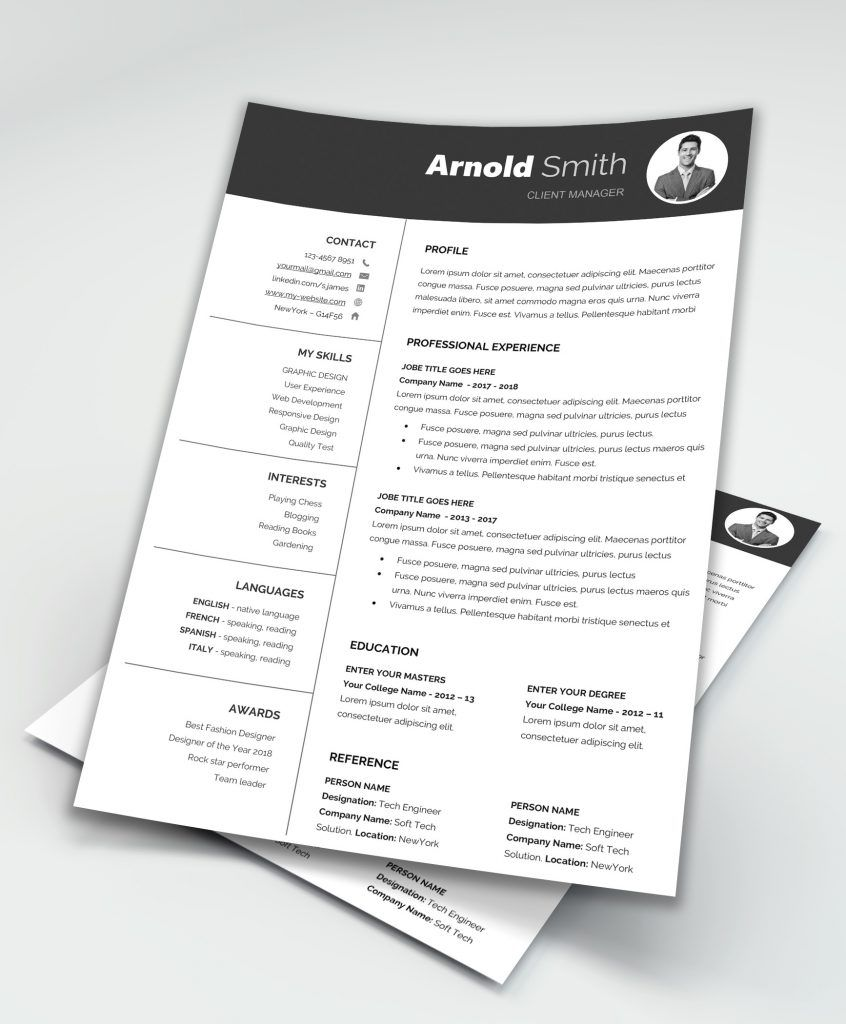 Forever best resume templates downloadable downloadable