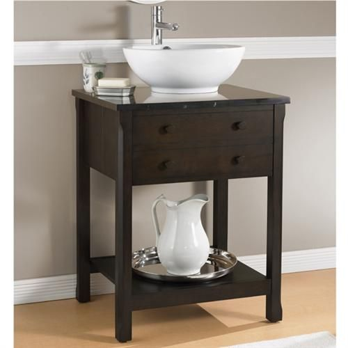 American Standard Cambridge Vessel Stand My Nest - Bathrooms - Vessel Sinks Bathroom