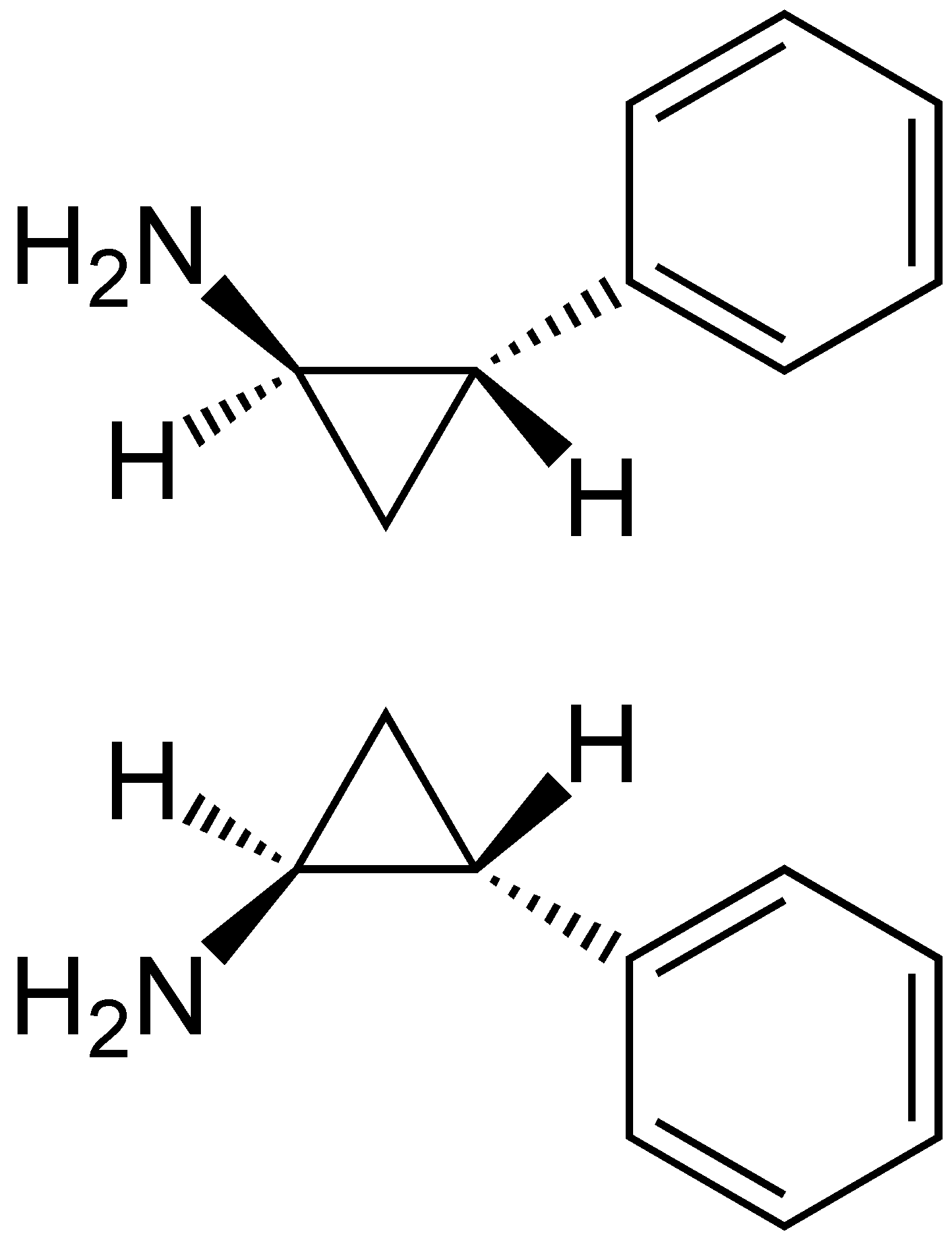 Tranylcypromine (Parnate 10mg, Jatrosom) is a drug of the