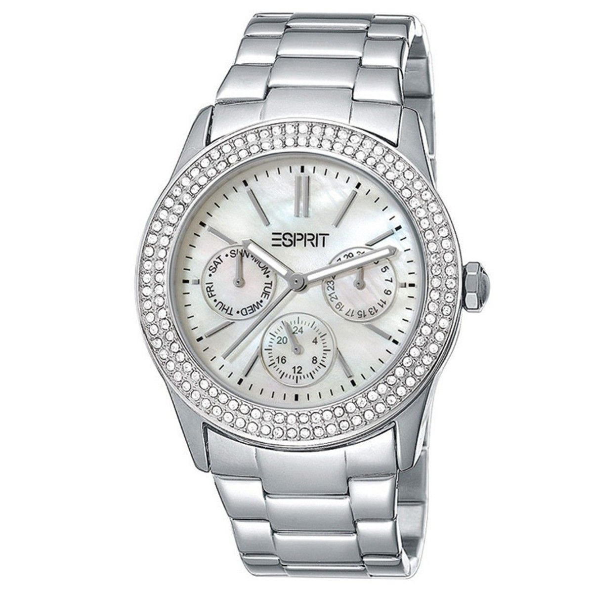 dial lady women watches white trouvaille watch products classic index s