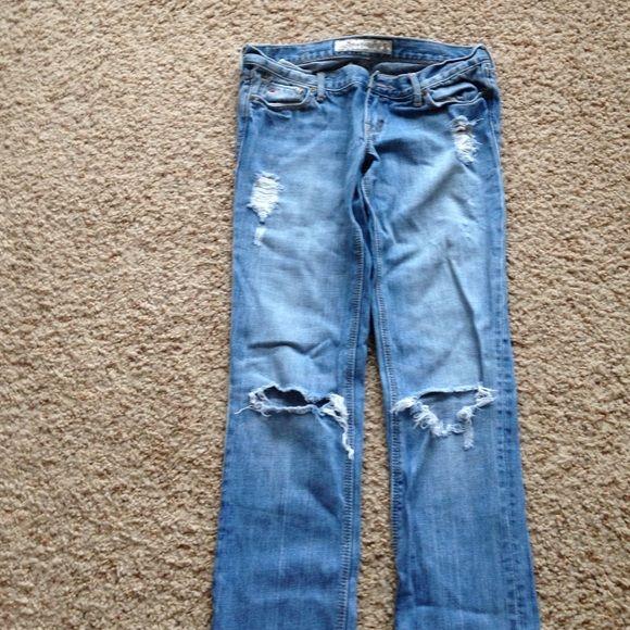 Hollister jeans size 3r Hollister jeans Laguna skinny size 3r Hollister Jeans Skinny