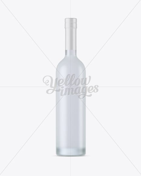 Download Frosted Glass Bordeaux Style Bottle Mockup In Bottle Mockups On Yellow Images Object Mockups Bottle Mockup Psd Template Free Mockup