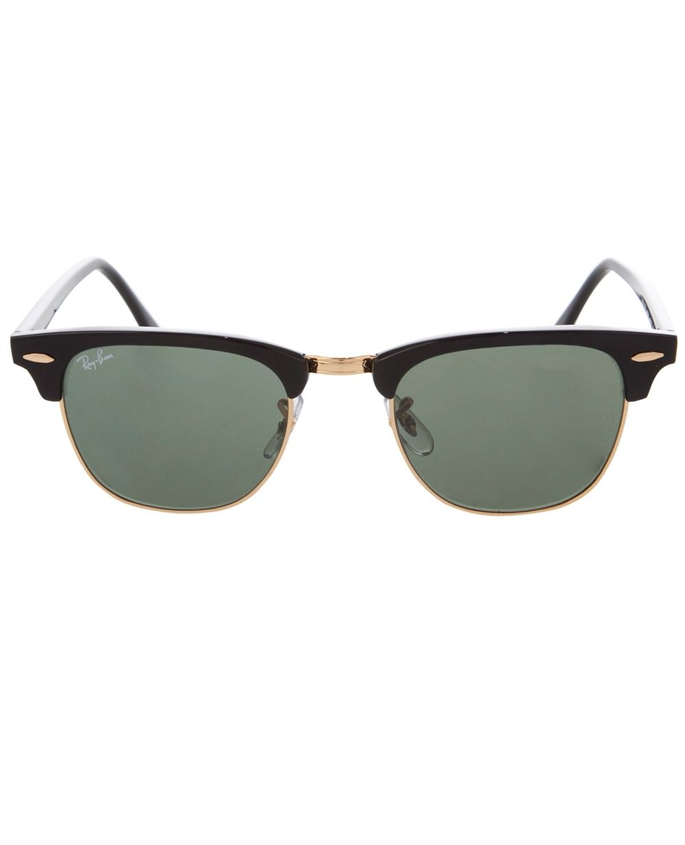 ac102a0b6 RAY BAN 'CLUBMASTER' SUNGLASSES farfetch from Mode de Vue available from  farfetch.com •ƒƒ•