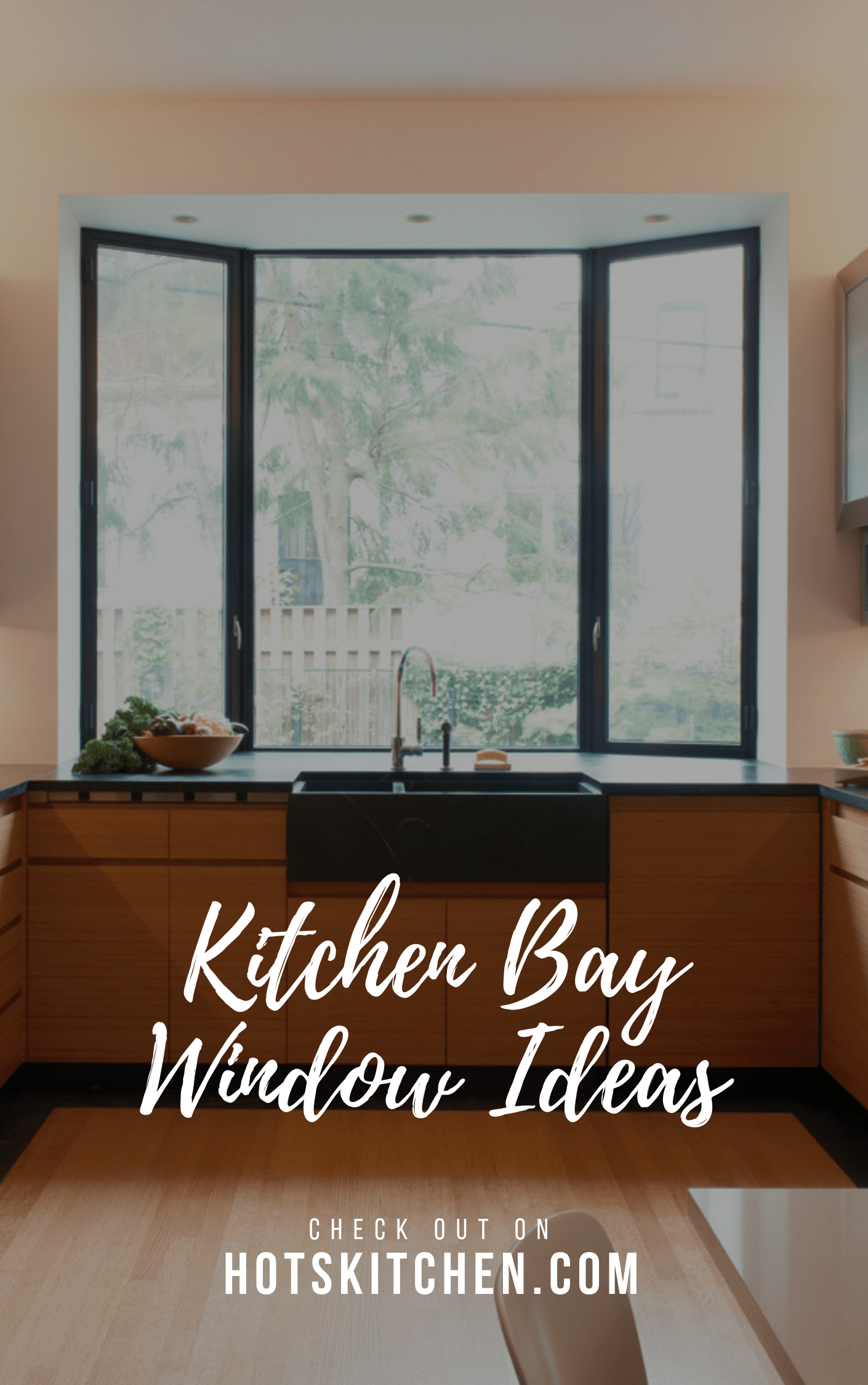 17+ kitchen bay window ideas (type of window & how to