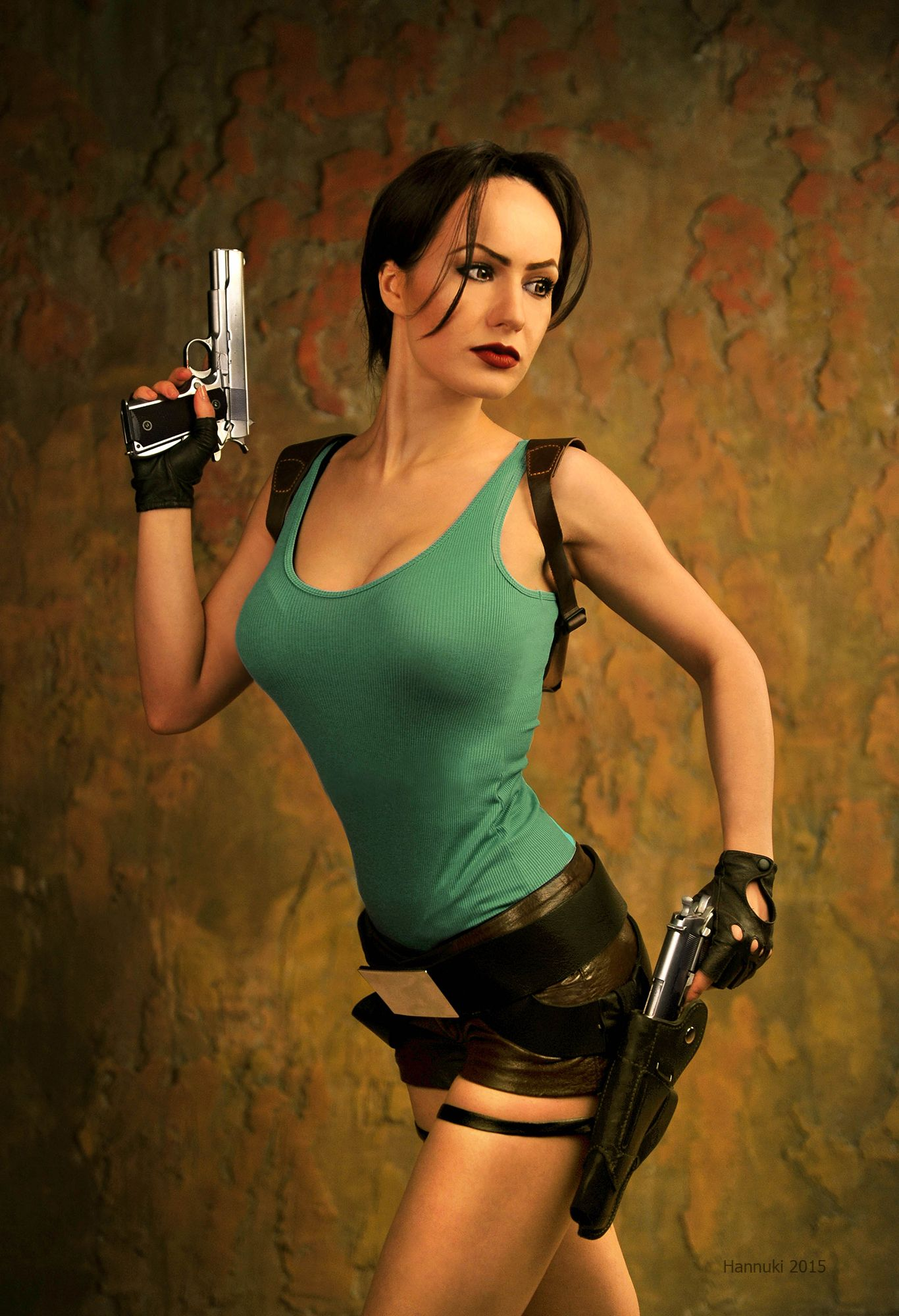 character analysis of lara croft in The lara phenomenon: powerful female characters lara croft is the prototypical example in our analysis we used the character's role (for.