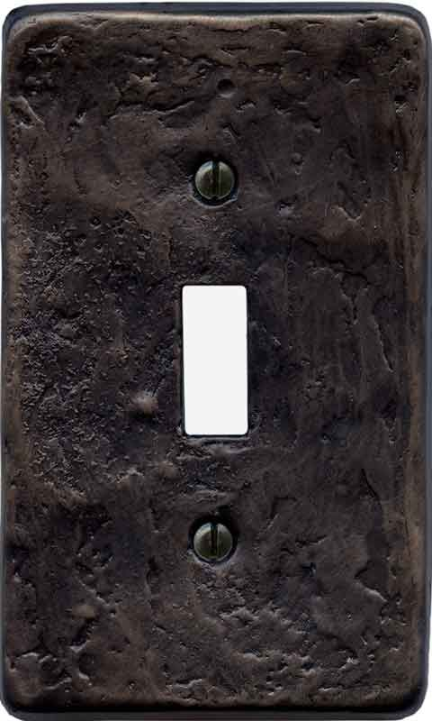 Textured Oil Rubbed Light Switch Plates Outlet Covers Wallplates