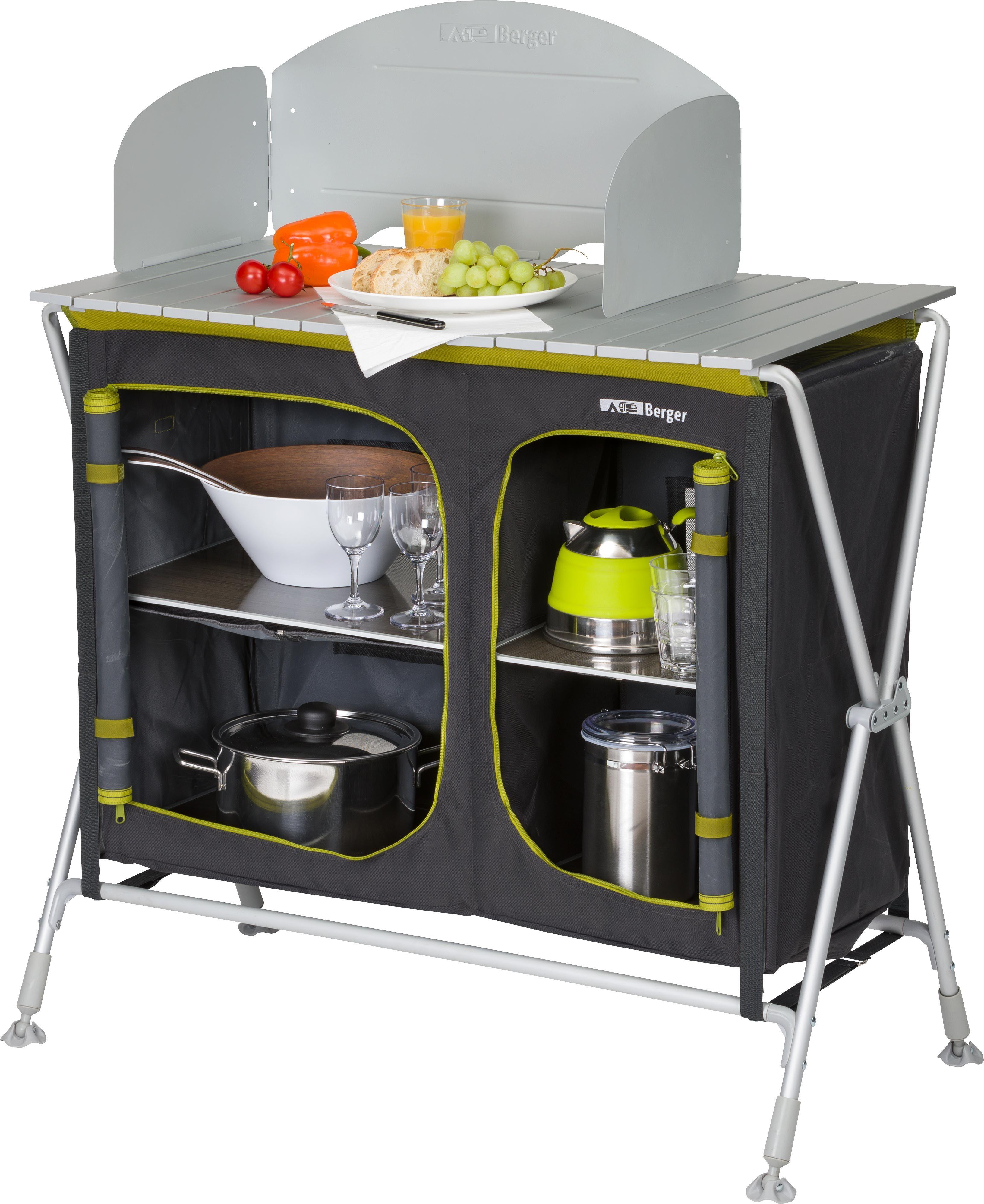 Berger Küchenbox Pablo 04036231059261 Wohnwagen Küche