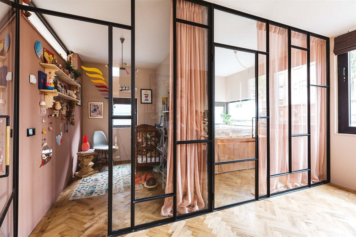 Glass Room Dividers Ideas