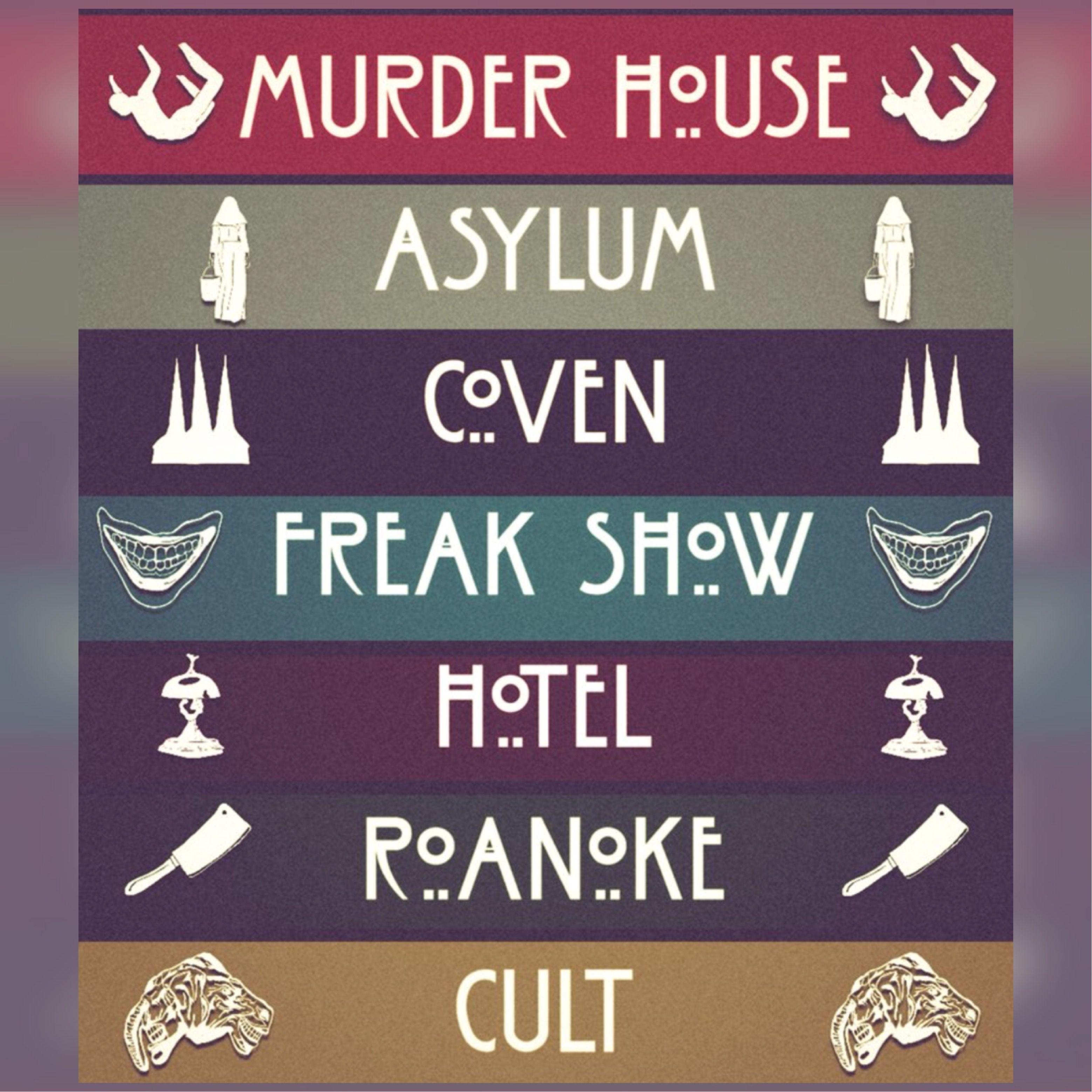 Pin On Horrors Of Horror Ahs