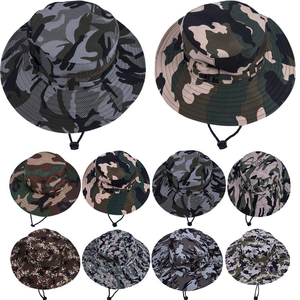 Military Army Hat Cap Flat Top Design Air Hole Style Fashion Unisex Men Women