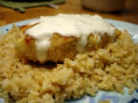 Finding Joy in My Kitchen: Parmesan Crusted Chicken