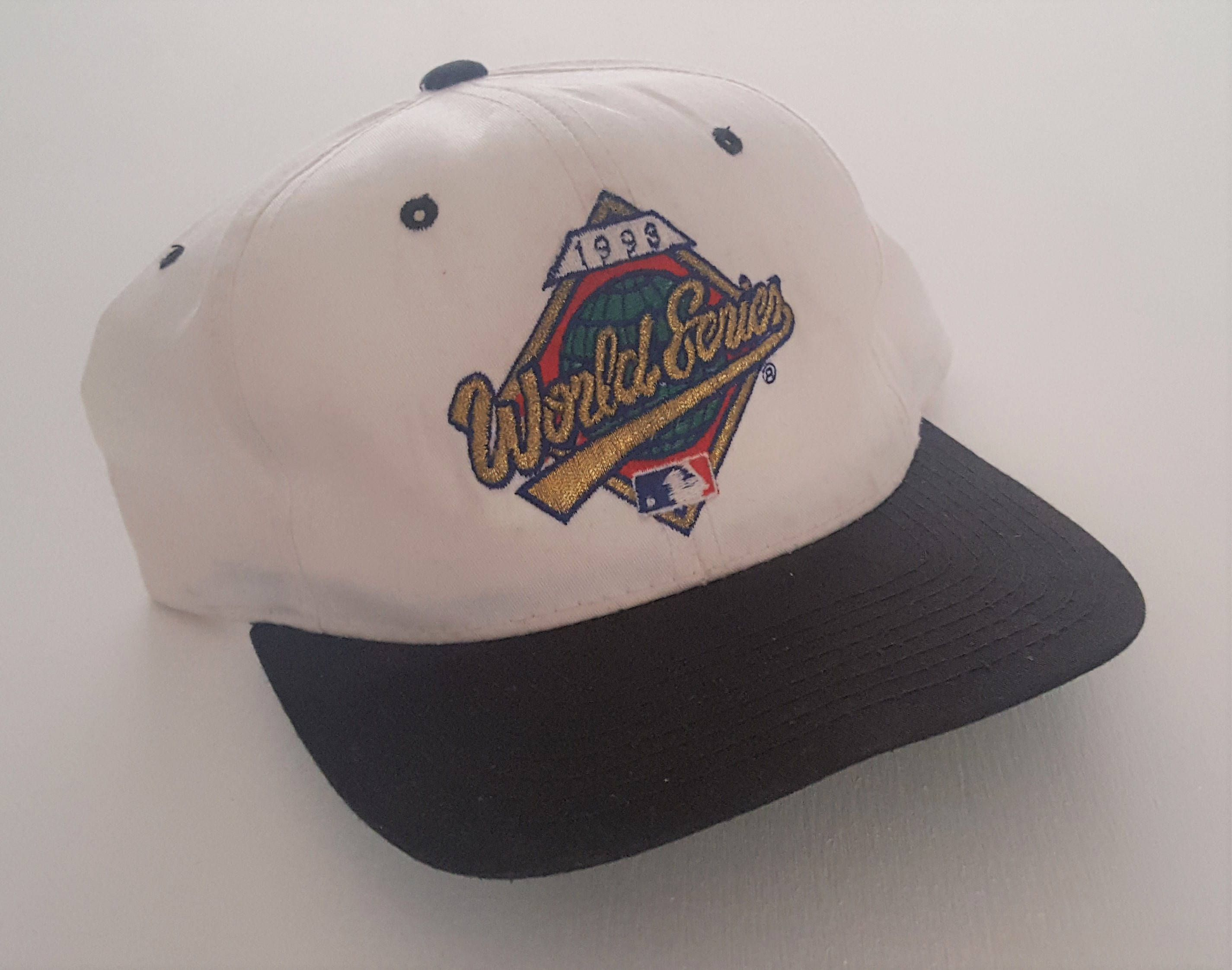 Vintage 1993 World Series Starter Snapback Hat Mlb Vtg By Streetwearandvintage On Etsy Online Vintage Shop Hats Team Shirts