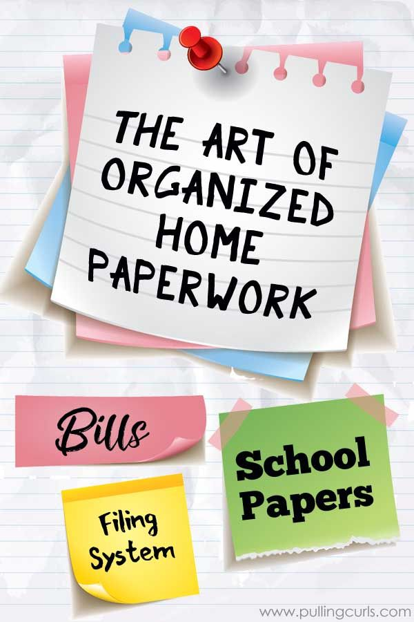 Organizing paperwork at home can be really time consuming and confusing. What…