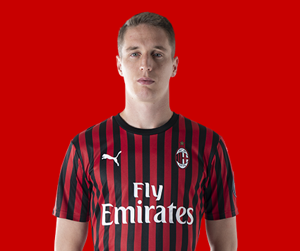 andrea conti | Ac milan, Milan, One team