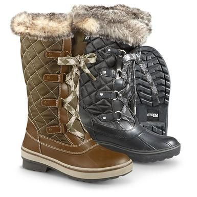 Women's Cougar™ Aspen Quilted Winter Boots | Winter boots