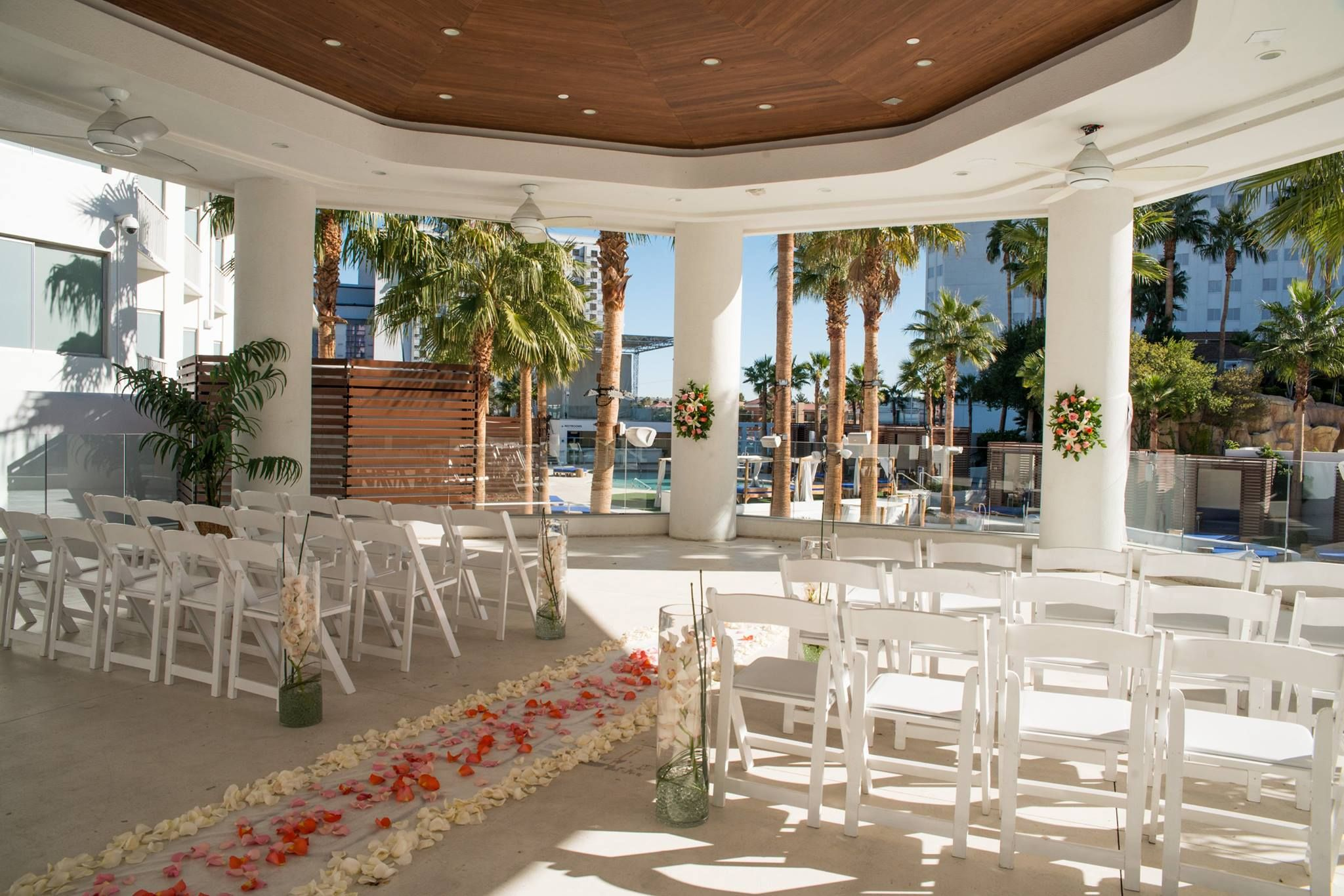 Garden Weddings Las Vegas Tropicana Lv Tropical Wedding Photography