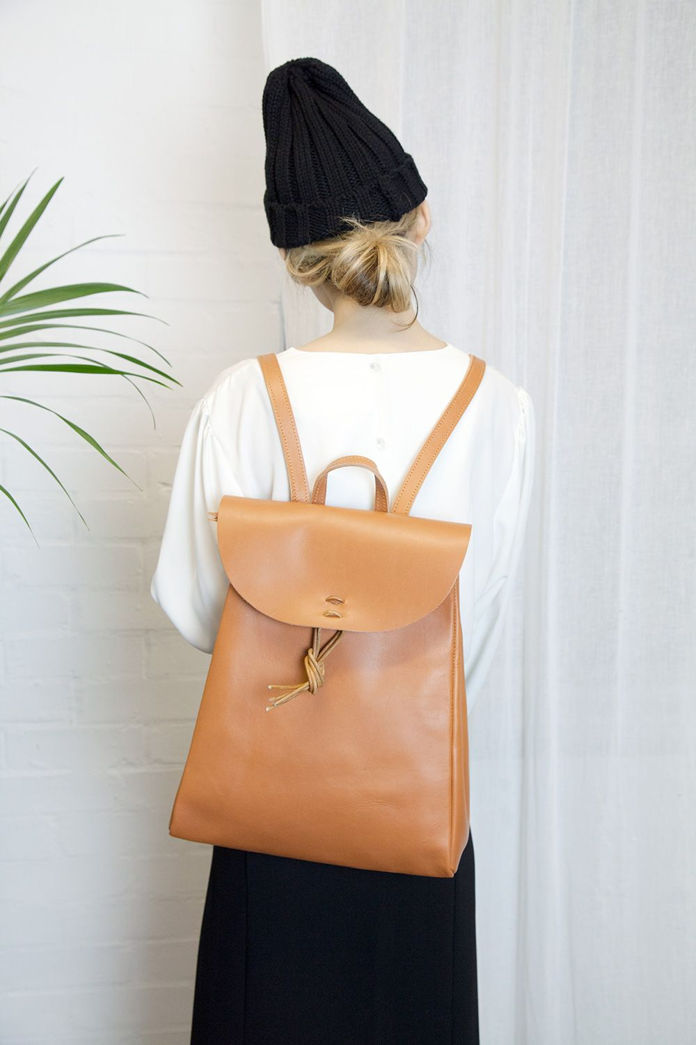 Vintage Style Hand Made Leather Backpack http://www.thewhitepepper.com/collections/bags/products/vintage-style-hand-made-leather-backpack