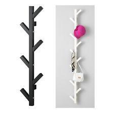 Ikea Wall Mounted Hanger Hook Coat Hat Clothes Shoe Rack Holder