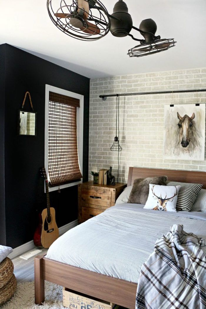 1001 Idees Comment Amenager La Chambre Ado Deco Ado Pinterest