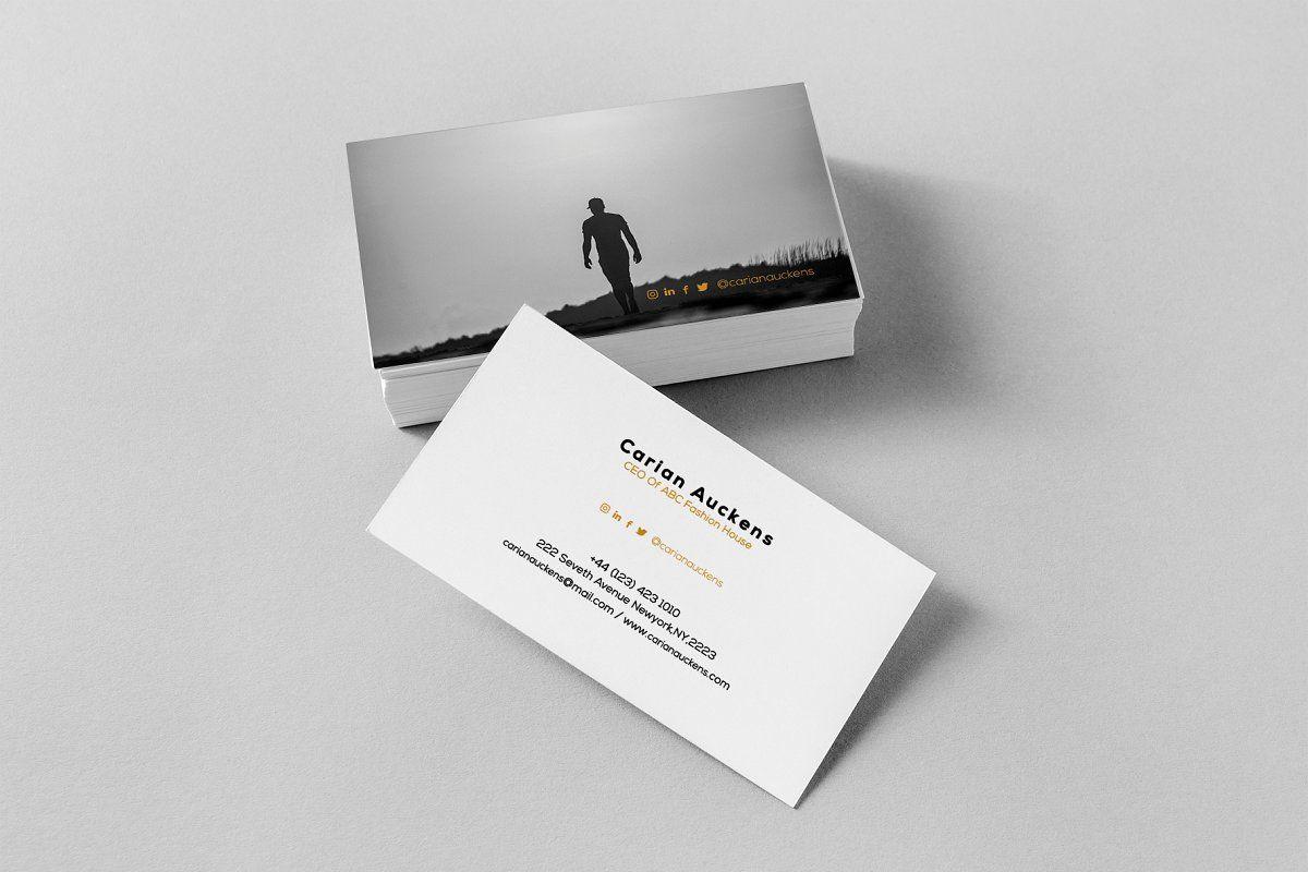 Man Fashion Business Card Fashion Business Cards Mens Fashion Cards