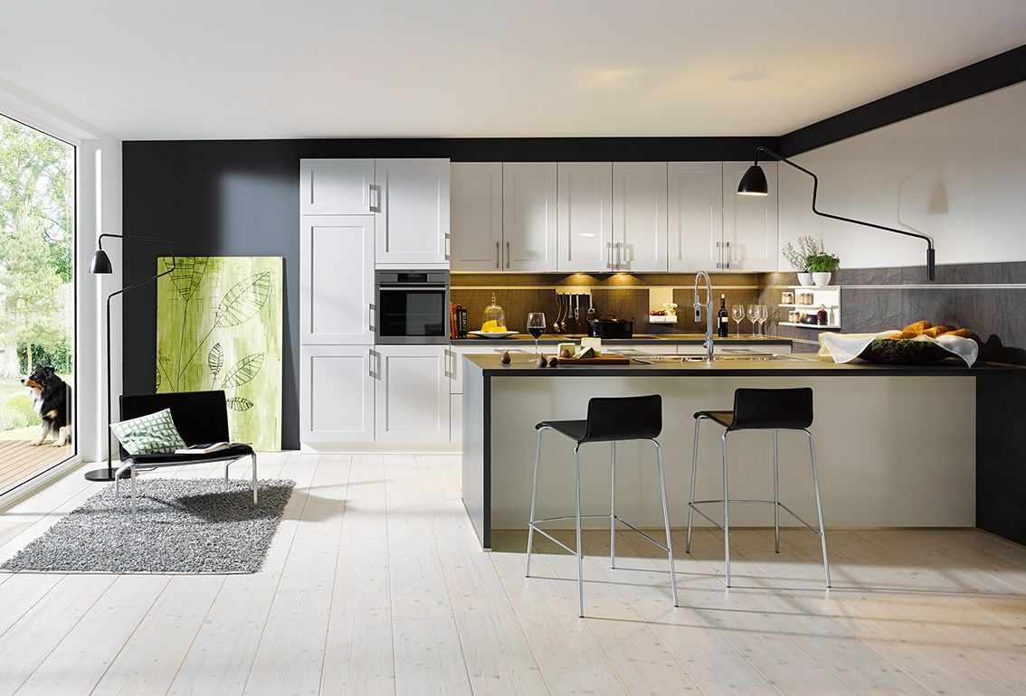 By Adding A Schüller Kitchen Bar It Can Be Happy Hour Whenever Mesmerizing Designing The Perfect Kitchen Review