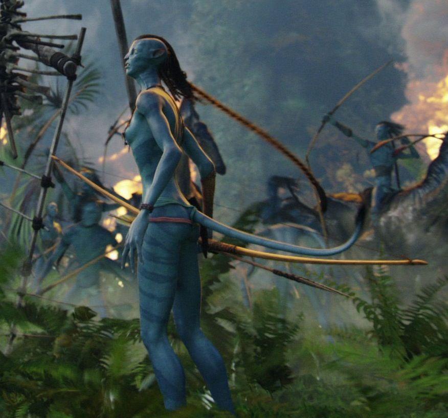 Baby Avatar 2: Jame's Cameron's Avatar