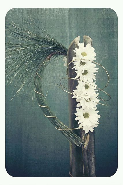 Ikebana by My PHOTOlulu, via Flickr