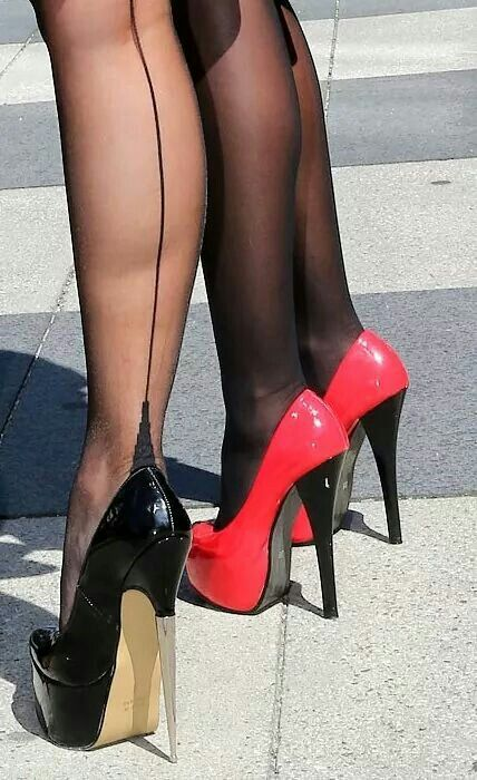 Feet Heels And Nylons  Shoes Shoes Shoes  High Heels