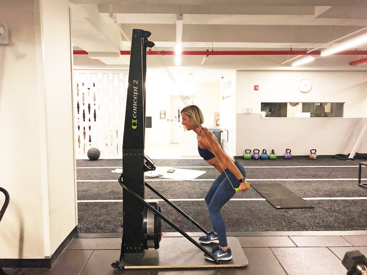 How To Get An Intense Low Impact Cardio Workout With The Skierg