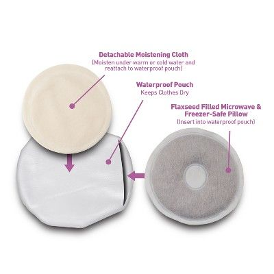 Brillianth Original Breast Shell /& Breast Milk Catcher The Nursing Pad Killer 2 PackOne for Each Nipple She Said The Only Nursing Cup Youll Ever Need It Also Collects Breastmilk All Day