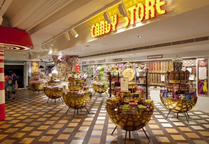 Harrods Toy Kingdom By Shed, London » Retail Design Blog