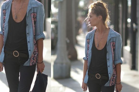 Erin Wasson Spotted Wearing Free People!  http://blog.freepeople.com/2012/09/erin-wasson-spotted-wearing-free-people/
