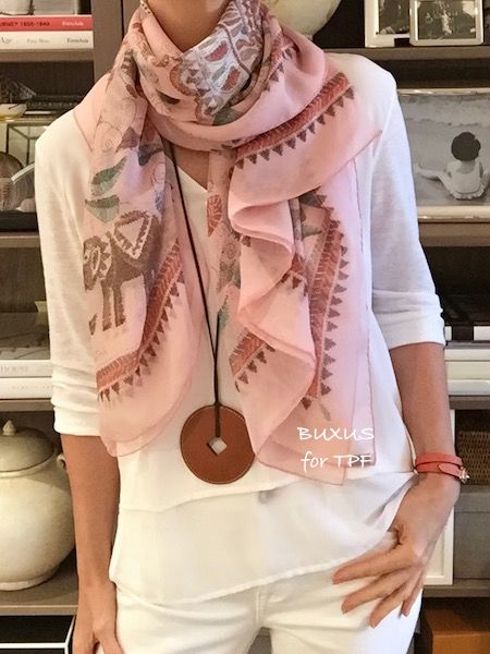 Pin by Angela A on Scarves in 2019 | How to wear scarves