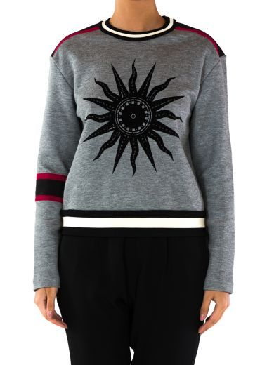 FAUSTO PUGLISI Fausto Puglisi Fausto Puglisi Felpa. #faustopuglisi #cloth #fleeces-tracksuits