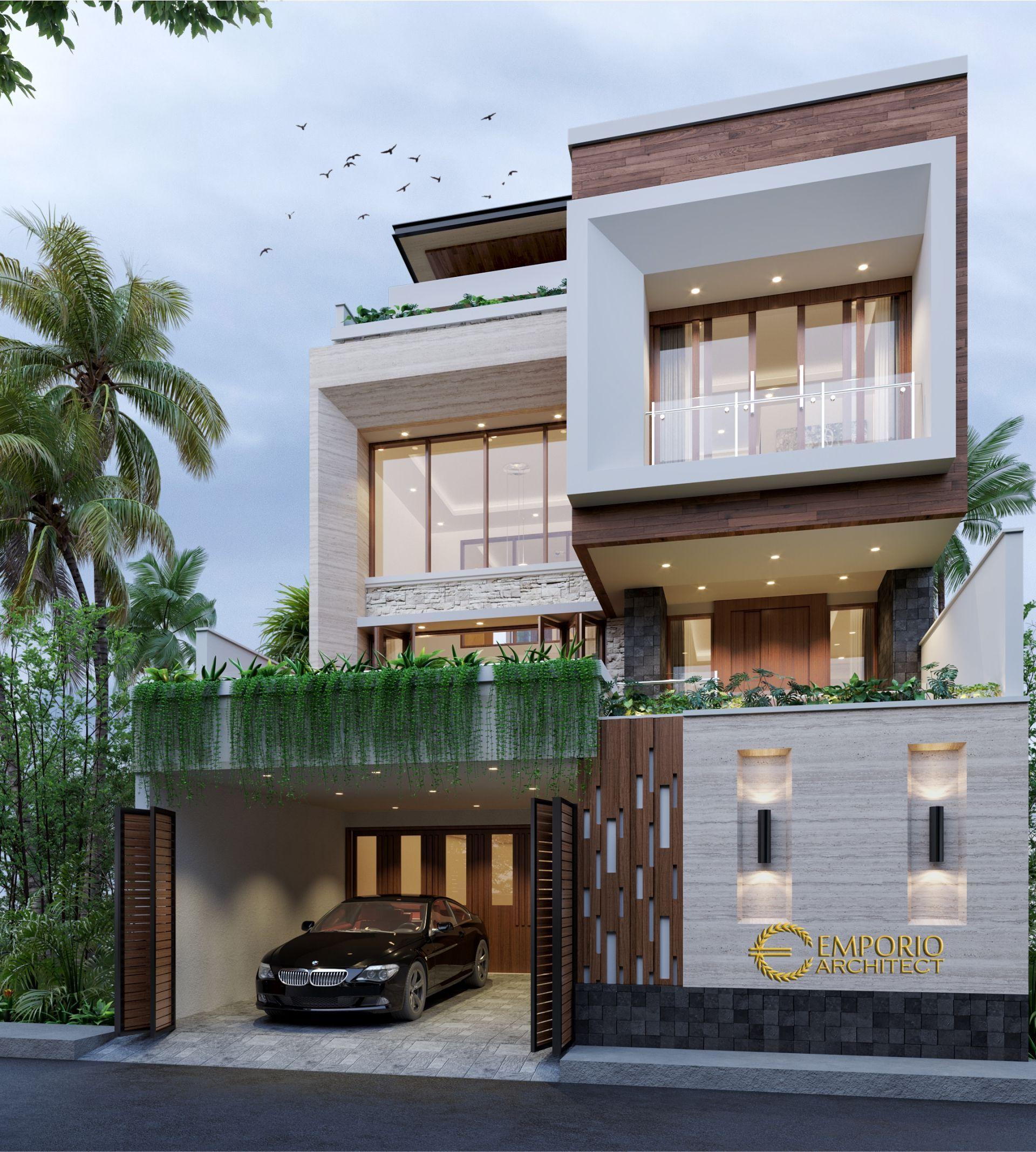 Mr Vendi Modern House 2 Floors Design Petitenget Badung Bali House Front Design Big Modern Houses 3 Storey House Design