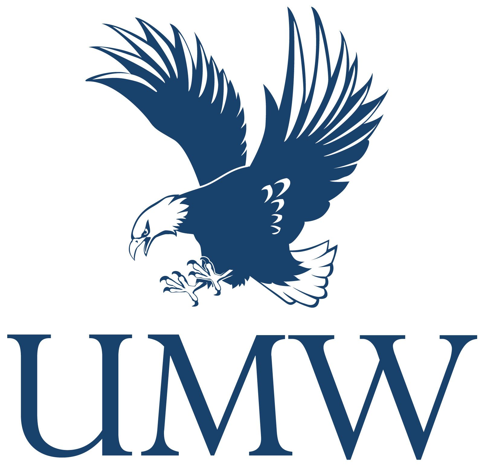 UNIV OF MARY WASHINGTON logo