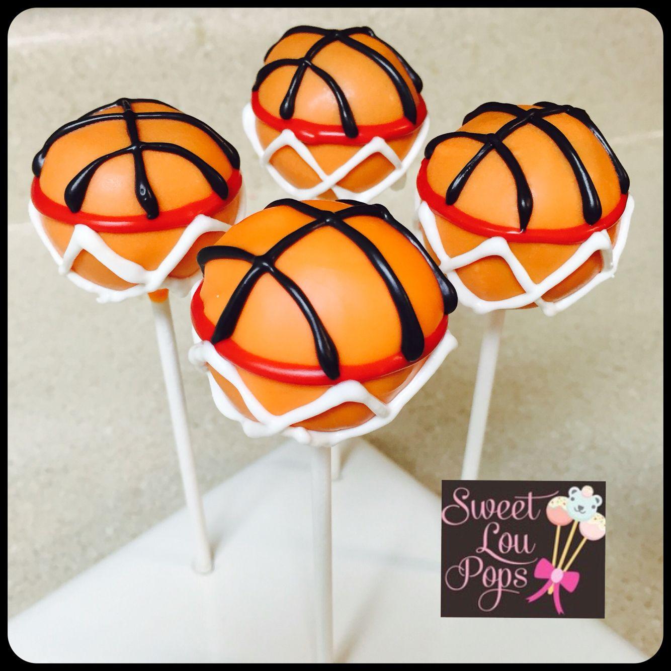 Basketball cake pops basketball cake basketball cake