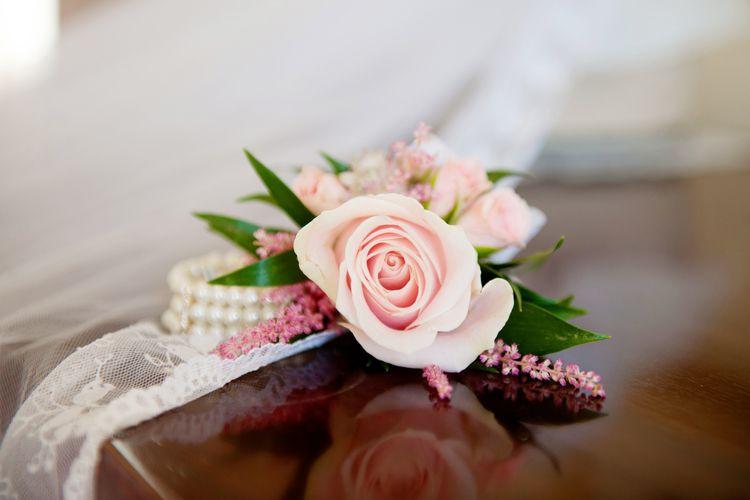 Flowers by Michelle of Cashel Flowers. - Photography:Weddings by KARA© - Wedding Location: Kilshane House, Tipperary, Ireland