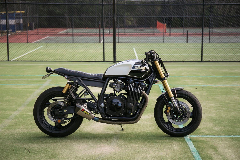 Custom Yamaha XJR1300 by RB Racing — In Venus Veritas