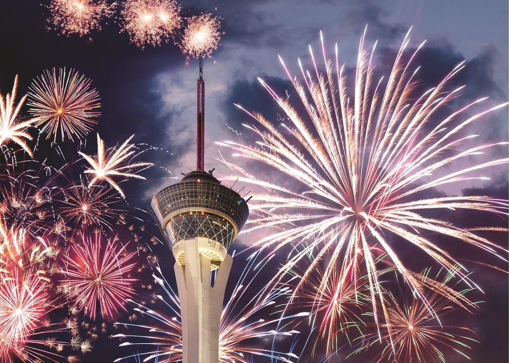 Ring in 2019 at Stratosphere Casino, Hotel & Tower with